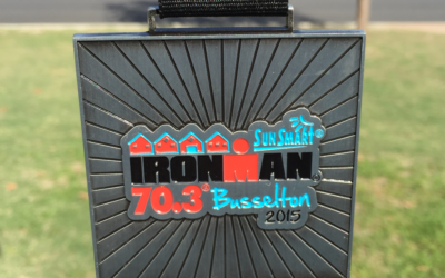 My Road to Busso (Busselton 70.3 Half Ironman again)