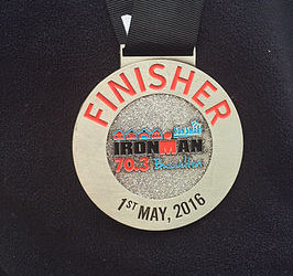 Busso 70.3 the 5th and Final… For a While